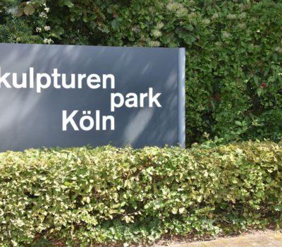 Skulpturenpark in Köln